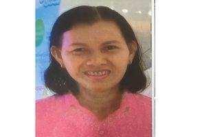 Truy tìm người phụ nữ mất tích bí ẩn gần 2 tháng