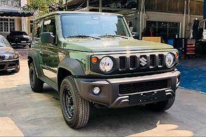 Chi tiết xe Suzuki Jimny hơn 1,4 tỷ đồng tại Sài Gòn