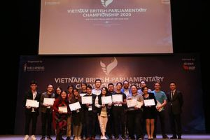 Giải vô địch tranh biện BP Việt Nam – xây dựng tư duy sáng tạo và phản biện
