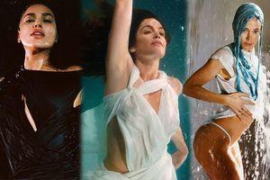 Irina Shayk, Cindy Crawford và loạt 'chân dài' sexy trong bộ lịch cung hoàng đạo