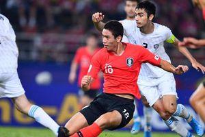 U23 Hàn Quốc xuất sắc giành vé đi tiếp tại VCK U23 châu Á 2020 với 9 điểm tuyệt đối