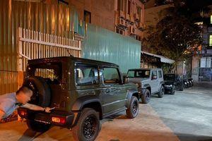 Suzuki Jimny từng gây sốt khi giá hơn 1,1 tỷ lần đầu tiên về Việt Nam