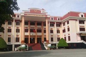 Chánh án TAND tỉnh Đồng Tháp bị đề nghị cách chức Tỉnh ủy viên