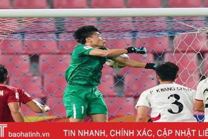 Thua U23 Triều Tiên, U23 Việt Nam dừng bước tại vòng bảng