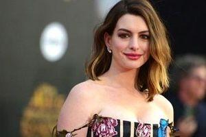 Anne Hathaway: Người đẹp có nụ cười tỏa nắng
