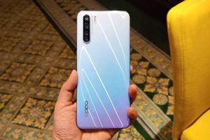 Oppo ra mắt smartphone 4 camera sau, RAM 8 GB, pin 4.000 mAh, giá rẻ bất ngờ