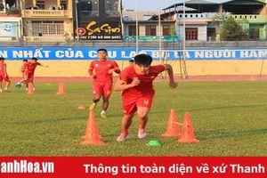 CLB Thanh Hóa chia tay hai trung vệ Lục Xuân Hưng và Lê Văn Sáu