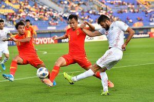Vẽ lại bản đồ bóng đá U.23 châu Á