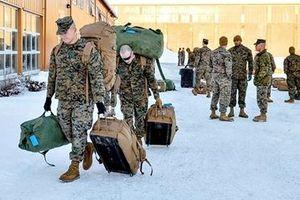 Trung đông bất ổn, Mỹ rút 3.000 quân khỏi tập trận mùa đông Cold Response