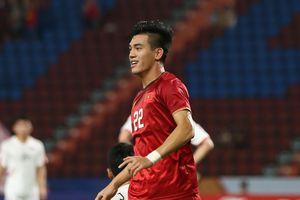 Tiến Linh sút tung lưới U23 Triều Tiên, U23 Việt Nam ghi bàn đầu tiên