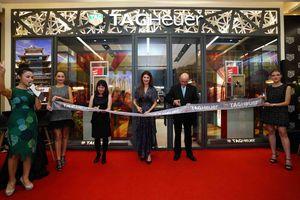 Thương hiệu đồng hồ TAG Heuer ra mắt cửa hàng mới
