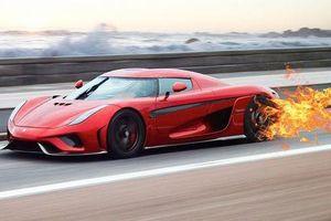 Những siêu xe thương mại nhanh nhất thế giới thời điểm hiện tại