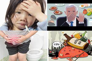 'Bắt mạch kê đơn' những bệnh thường gặp trong dịp Tết