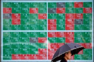 Cổ phiếu châu Á tăng mạnh sau khi Phố Wall lập kỷ lục