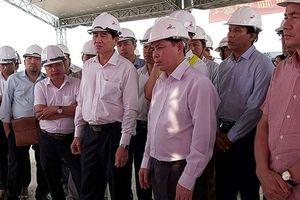 Dự án cao tốc Trung Lương - Mỹ Thuận thi công xuyên Tết Canh Tý