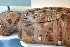 Giải mã quy trình ướp xác cực công phu thời Ai Cập cổ đại
