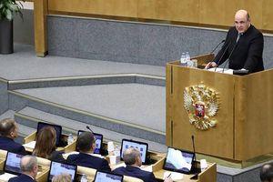 Ông Mikhail Mishustin trở thành tân Thủ tướng Liên bang Nga