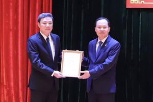Ông Lê Anh Xuân làm Bí thư Thành ủy thành phố Thanh Hóa