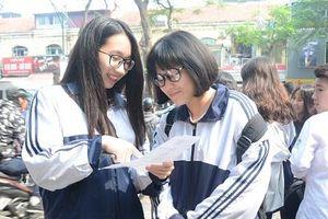 Hà Nội dẫn đầu cả nước thi học sinh giỏi quốc gia