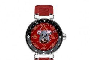 Tết Canh Tý: Louis Vuitton cho ra mắt mẫu đồng hồ thiết kế 12 con giáp