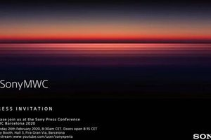 Sony gửi lời mời tham dự sự kiện ngày 24/2