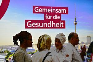 Dân số Đức đạt mức cao kỷ lục trong năm 2019 nhờ người nhập cư