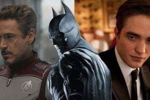 Robert Downey Jr. nghĩ gì về vai Batman của Robert Pattinson?