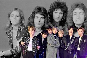 Huyền thoại nhạc Rock thế giới Queen bất ngờ tiết lộ được truyền cảm hứng bởi BTS