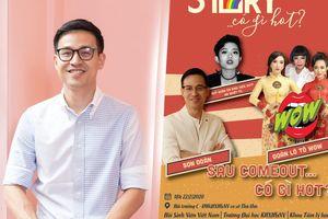 Sơn Đoàn nói về những rào cản sau 'comeout' của cộng đồng LGBT cho sinh viên - Truyền cảm hứng từ câu chuyện cá nhân