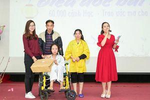 'Điều ước bất tử' trao trọn ước mơ cho 300 bệnh nhi