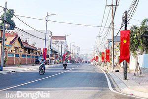 Nhiều công trình thay đổi diện mạo TP.Biên Hòa