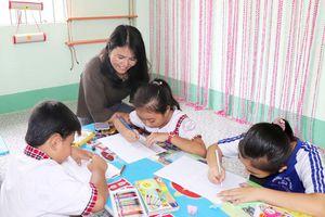 Giúp trẻ học tốt sau Tết