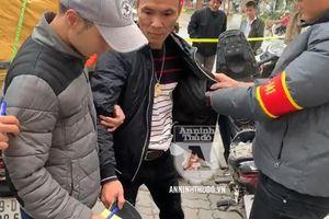 Cảnh sát 141 bắt đối tượng giấu ma túy, chở theo trẻ nhỏ