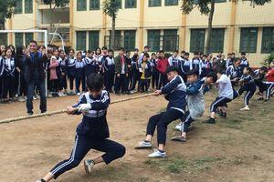 Sôi động Ngày hội Văn hóa - Thể thao dành cho học sinh