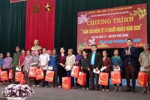 Thái Nguyên: Gần 35 tỷ đồng chăm lo tết cho người nghèo