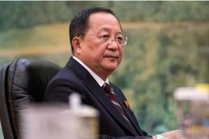 Có thông tin Triều Tiên thay Bộ trưởng Ngoại giao