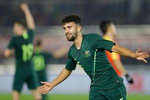 Ramy Najjarine - cầu thủ đáng chờ đợi của U23 Australia