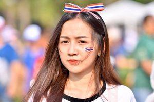 CĐV Thái Lan tiếp sức cho giấc mơ Olympic của thầy trò Nishino