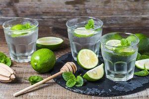 Những lợi ích tuyệt vời của nước chanh với sức khỏe