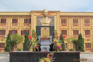 Hải Dương: Thành lập Trường THPT lớn nhất tỉnh