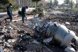 Iran sẽ chuyển giao hộp đen máy bay rơi cho Ukraine