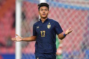 Đội hình tiêu biểu vòng bảng giải U23 châu Á: U23 Thái Lan góp mặt 2 thành viên
