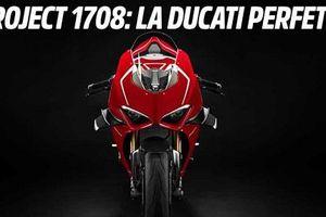 Ducati Superleggera V4 sắp ra mắt, giá lên tới 2,3 tỷ đồng