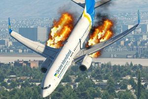 Iran hứa giao hộp đen máy bay bị bắn hạ cho Ukraine