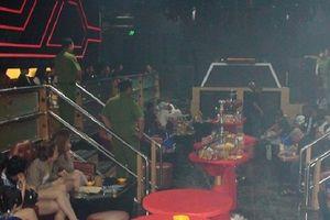 Phát hiện 27 thanh niên 'phê' ma túy, thủ sẵn súng đạn trong quán bar