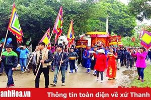 Huyện Thường Xuân bảo tồn giá trị các lễ hội văn hóa truyền thống