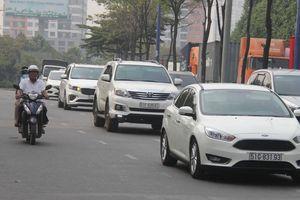 Đề xuất phương án giải tỏa kẹt xe trên cao tốc Long Thành