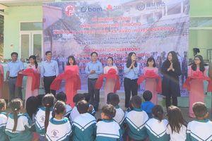 Bạn bè Hàn Quốc giúp đỡ xây điểm trường vùng sâu vùng xa của Quảng Trị