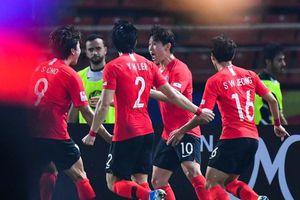 Đội bóng quê hương thầy Park vào bán kết sau trận đấu 'đau tim'