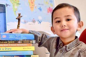Cậu bé 3 tuổi, IQ 142 là thành viên trẻ nhất của cộng đồng Mensa